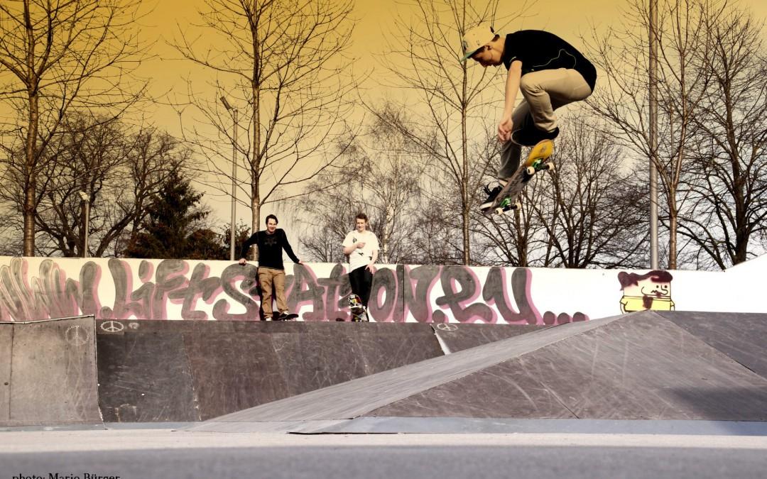 Skatepark wird ab dem Frühjahr umgebaut
